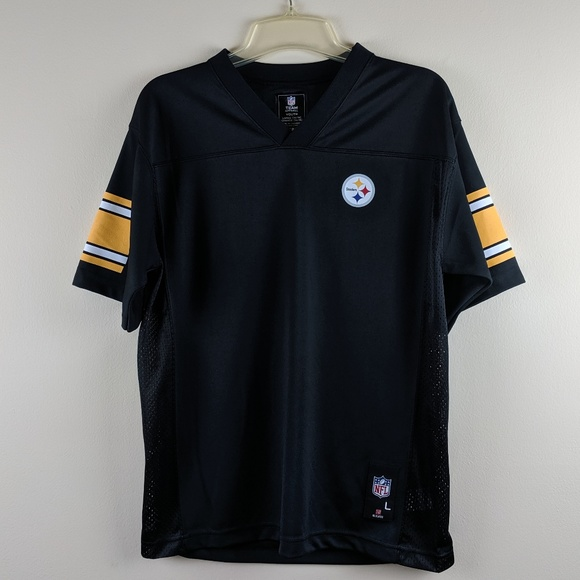 separation shoes 33a6c e73cf NFL | Boys Pittsburgh Steelers NFL Jersey